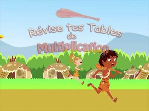 revise tes tables de multiplications